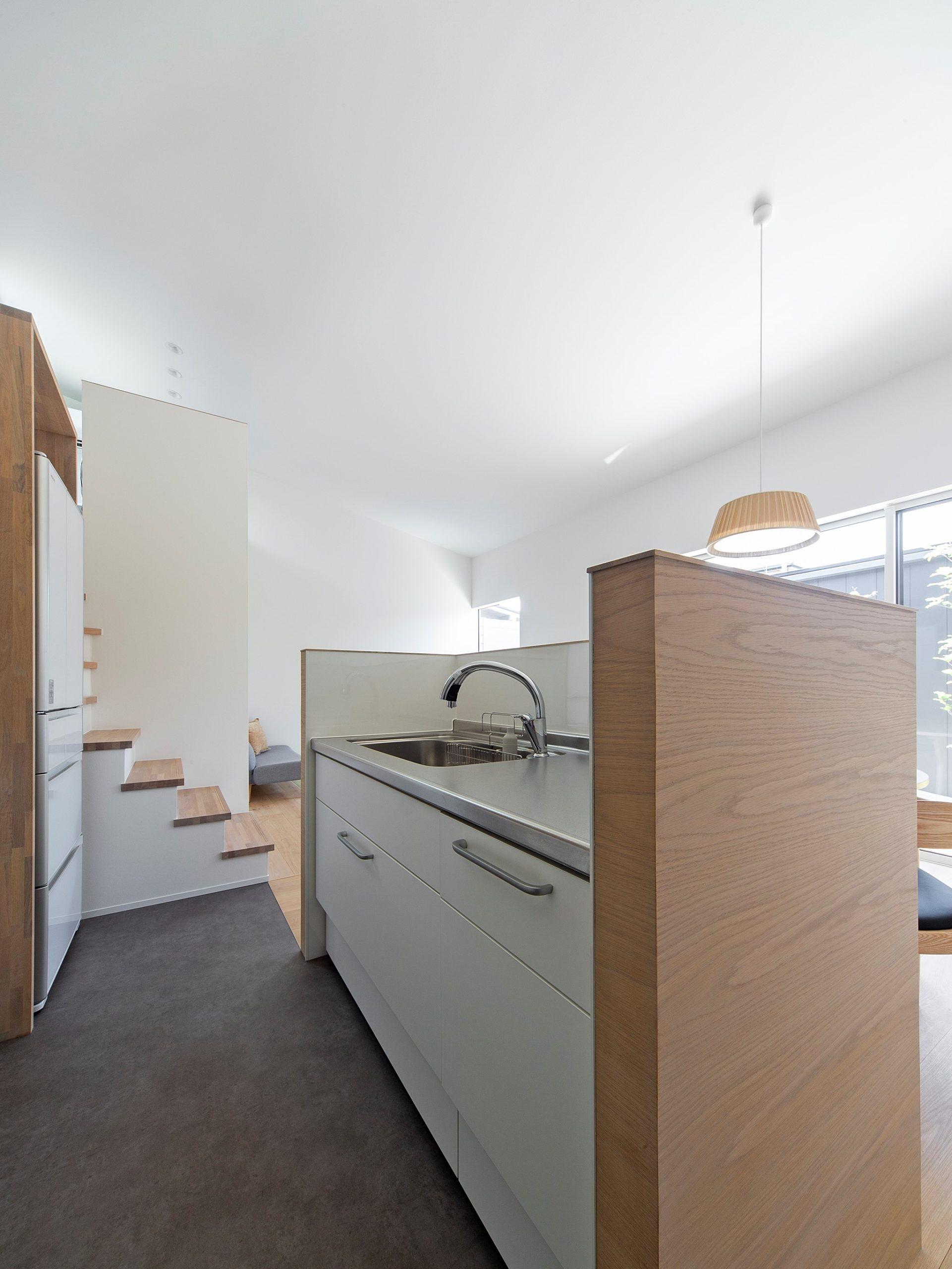 飾磨の家|キッチン